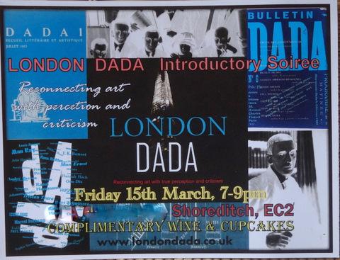 dada flyer