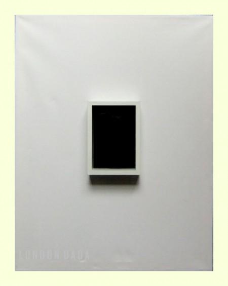 Work No. 468; Portrait of Man Ray