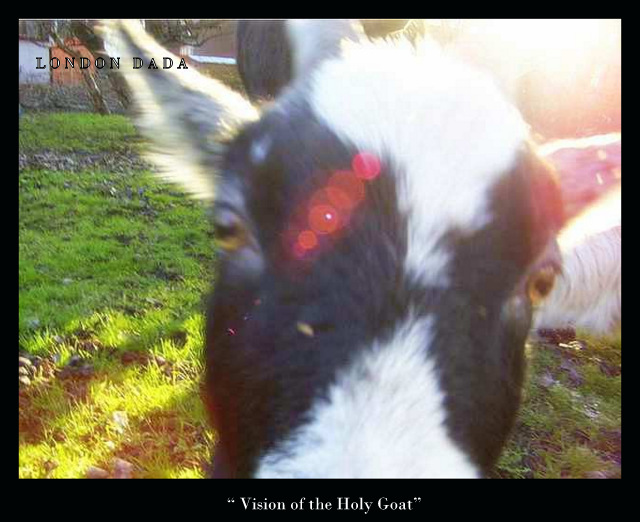 Vision of the Holy Goat