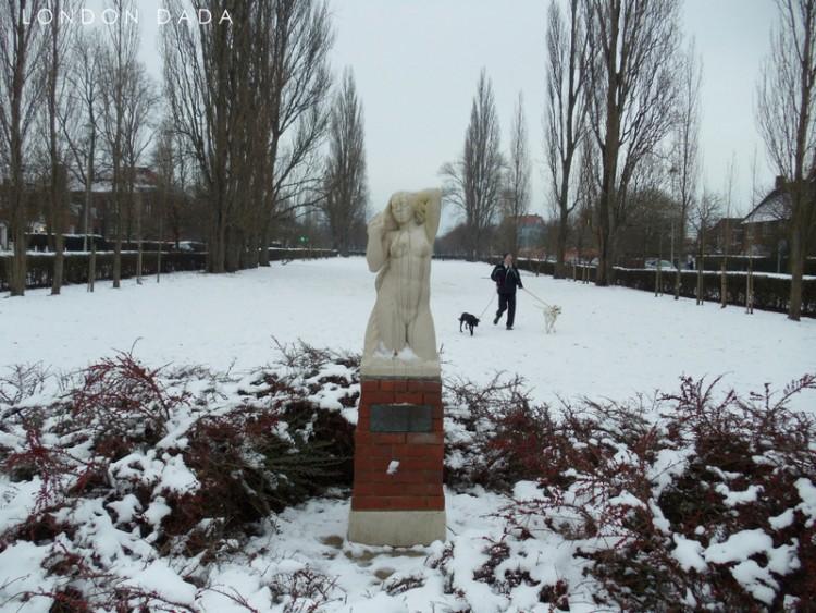 Work No. 447; Winter of Unrequited Love