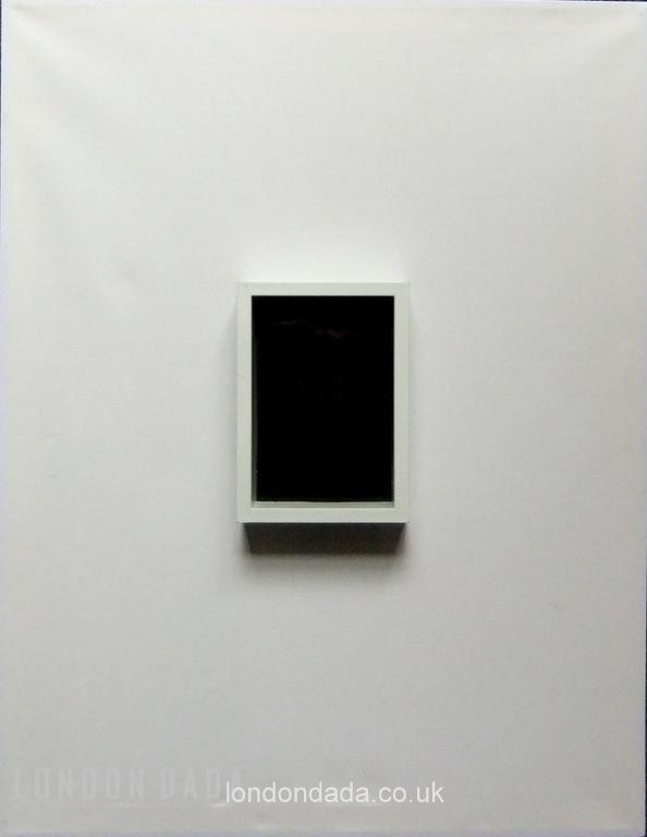 Work No. 567; Portrait of Man Ray